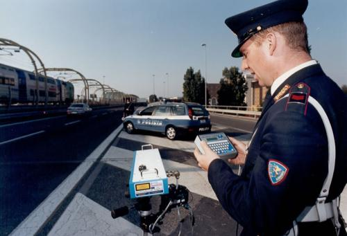 Automobilisti piceni tra i più indisciplinati in Italia